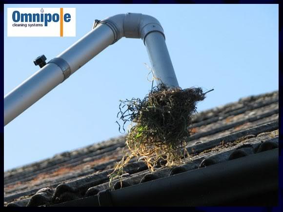 maintenance gutter brush inspections omnipol gutter vac - Gutter Brush